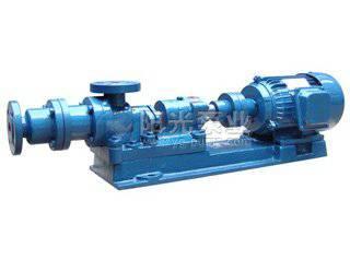 浓浆泵应用特点与选择方法