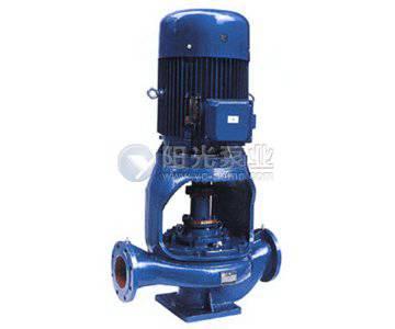 多级管道泵的应用