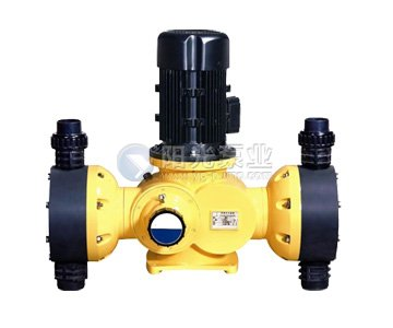 精密计量泵的基本原理及其控制方法