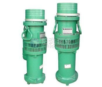 潜水排污泵型号如何选型
