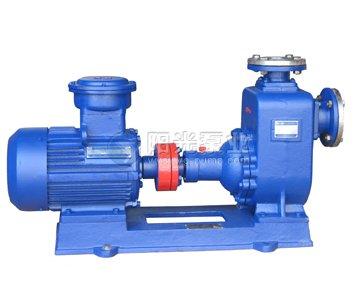 上海自吸泵厂家专业讲解外混式自吸的自吸机理