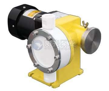 隔膜计量泵维修方法