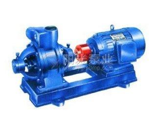 低温冷却循环泵原理