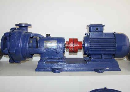 立式中央空调循环水泵结构图