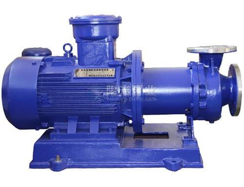 ZCQ自吸磁力泵的使用注意事项
