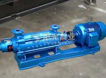 卧式多级离心泵安装顺序及事项